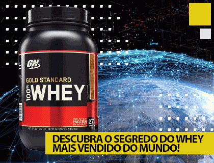 O SEGREDO DO WHEY MAIS VENDIDO DO MUNDO
