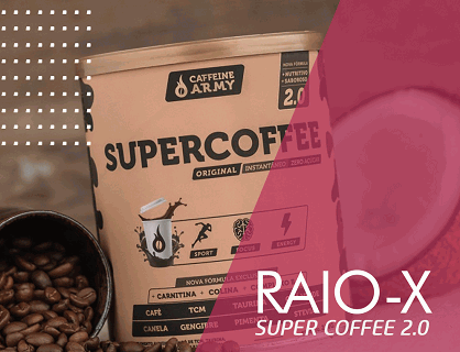 SUPER COFFEE 2.0 - O CAFÉ FUNCIONAL