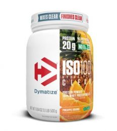 ISO 100 Hydrolyzed Clear (500g)